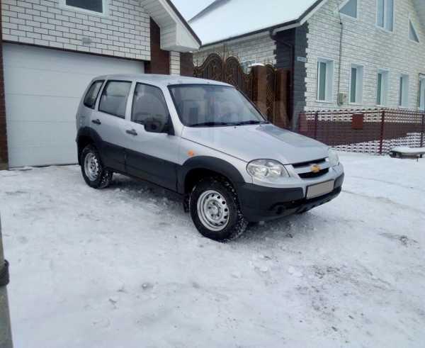 Chevrolet Niva, 2009 год, 259 000 руб.