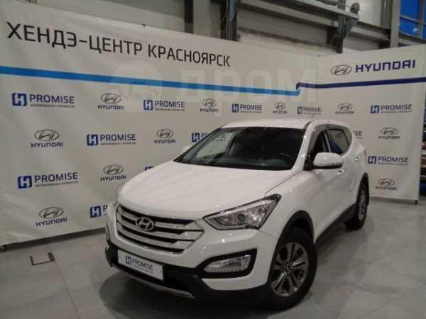 Hyundai Santa Fe, 2014 год, 1 395 000 руб.