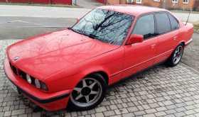 Майкоп BMW 5-Series 1989