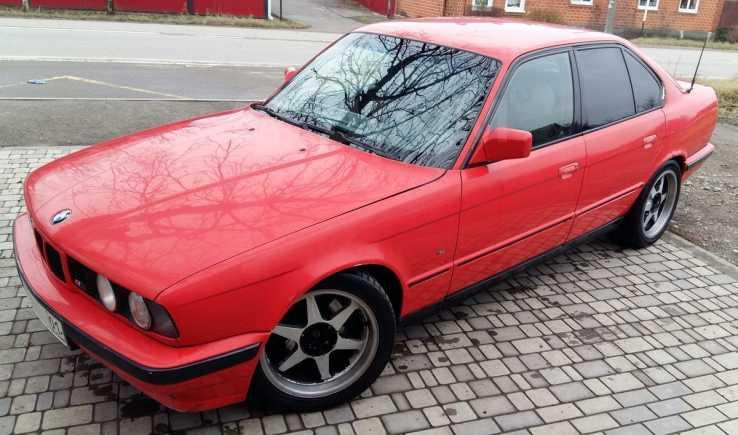 BMW 5-Series, 1989 год, 170 000 руб.