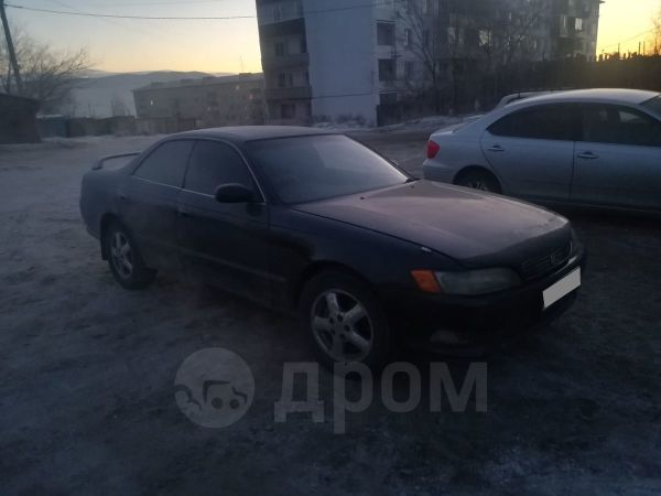 Toyota Mark II, 1996 год, 205 000 руб.