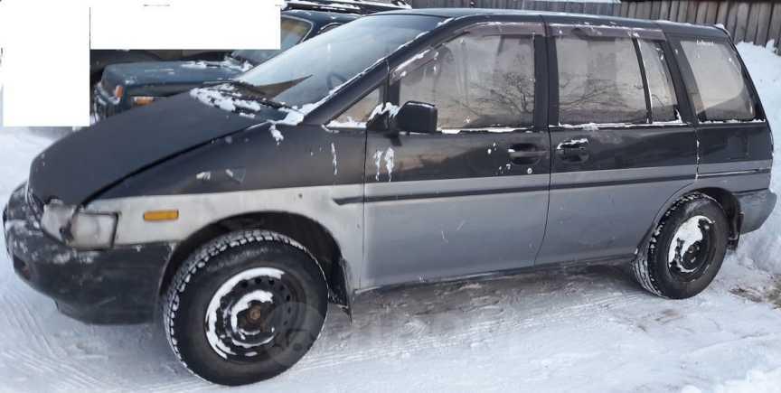 Nissan Prairie, 1990 год, 49 999 руб.