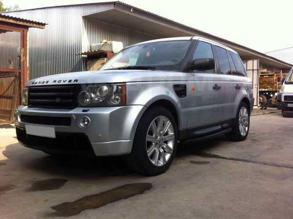 Land Rover Range Rover Sport, 2006 год, 800 000 руб.