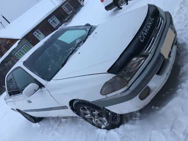 Toyota Carina, 1997 год, 105 000 руб.