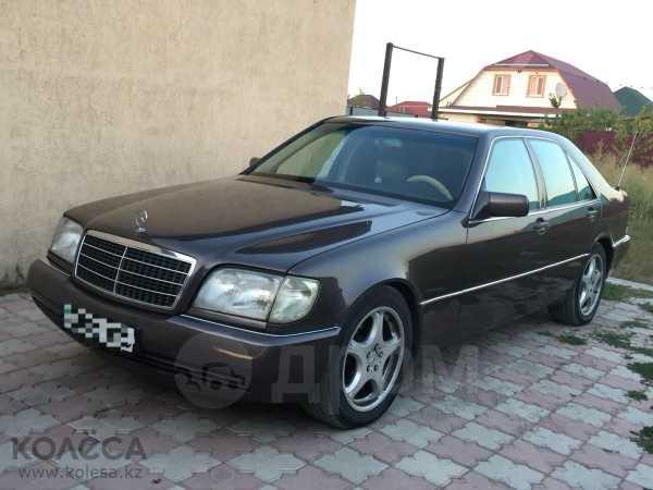 Mercedes-Benz S-Class, 1992 год, 630 000 руб.