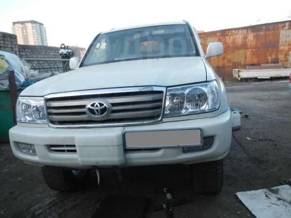 Toyota Land Cruiser, 2003 год, 1 295 000 руб.