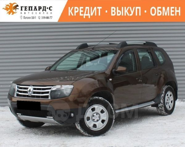 Renault Duster, 2012 год, 515 000 руб.