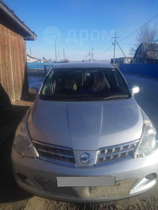 Nissan Tiida, 2009 год, 365 000 руб.
