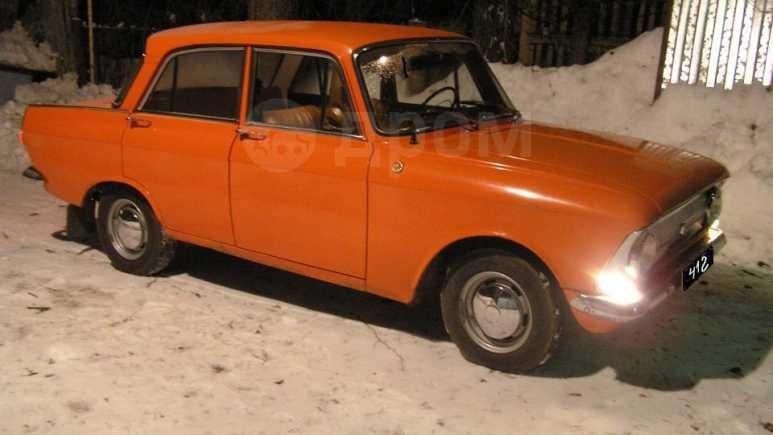 Москвич 412, 1981 год, 35 000 руб.
