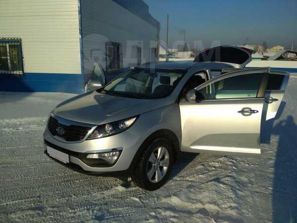 Kia Sportage, 2011 год, 715 000 руб.