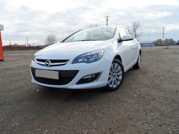 Opel Astra, 2013 год, 635 000 руб.