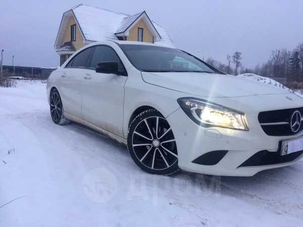 Mercedes-Benz CLA-Class, 2013 год, 1 050 000 руб.