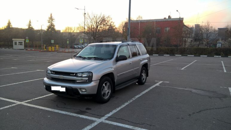 Chevrolet TrailBlazer, 2003 год, 350 000 руб.