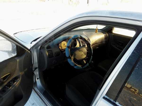 Hyundai Accent, 2007 год, 182 000 руб.