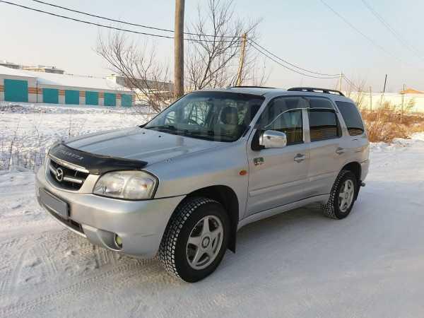 Mazda Tribute, 2001 год, 385 000 руб.