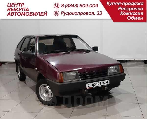 Лада 2109, 1995 год, 67 000 руб.