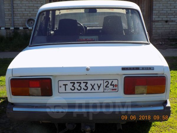 Лада 2105, 2007 год, 67 000 руб.