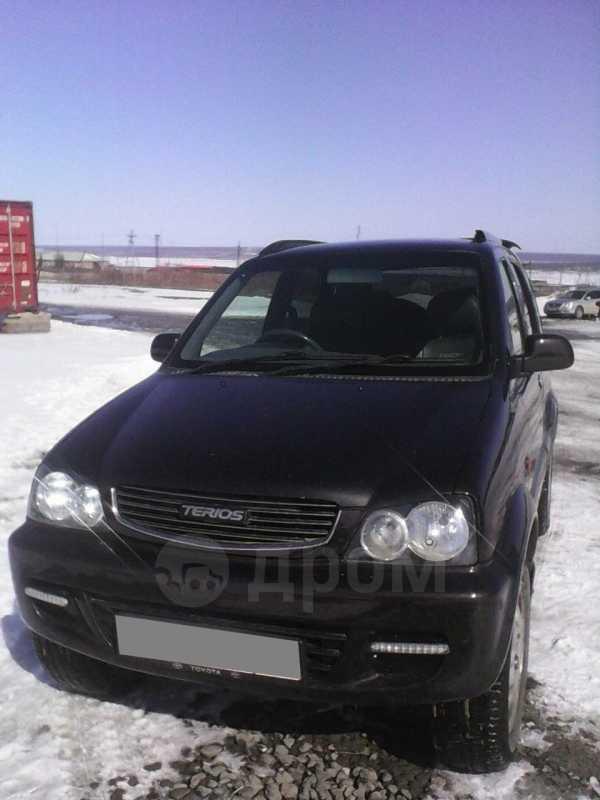 Daihatsu Terios, 1997 год, 250 000 руб.