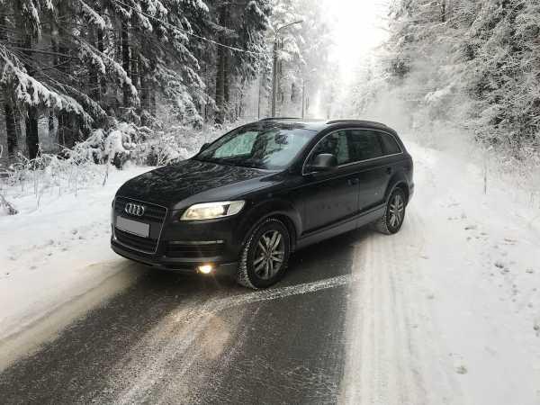Audi Q7, 2007 год, 750 000 руб.