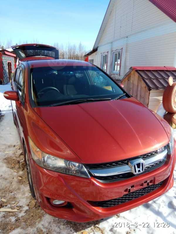 Honda Stream, 2011 год, 785 000 руб.