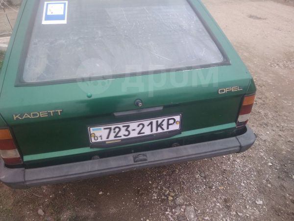 Opel Kadett, 1977 год, 15 000 руб.