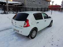 Renault Sandero, 2014 г., Иркутск