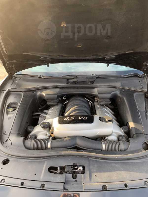 Porsche Cayenne, 2004 год, 750 000 руб.