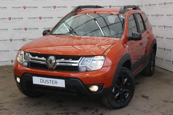 Renault Duster, 2018 год, 1 121 980 руб.
