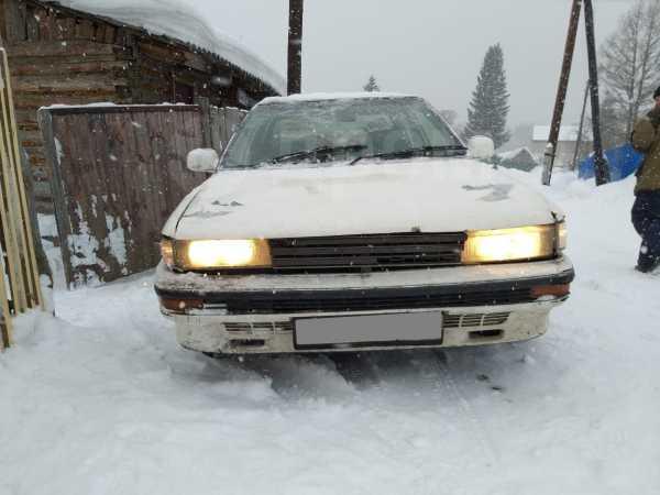 Toyota Sprinter, 1988 год, 37 000 руб.