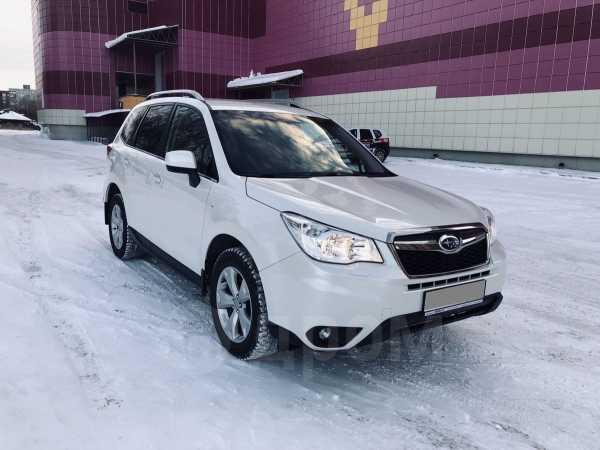 Subaru Forester, 2014 год, 1 265 000 руб.