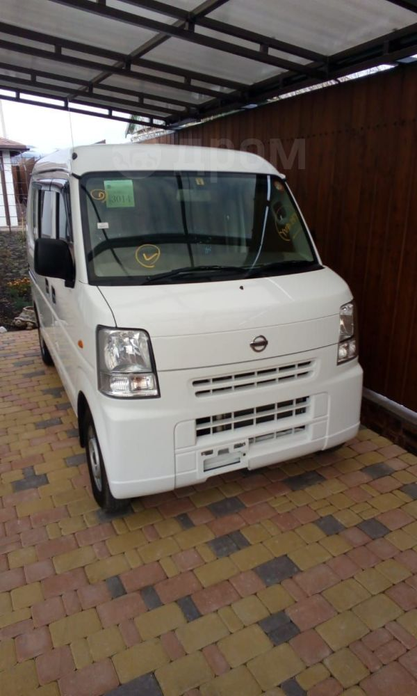 Nissan NV100 Clipper, 2014 год, 420 000 руб.