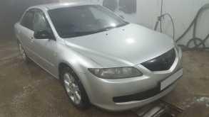 Перевальное Mazda6 2005