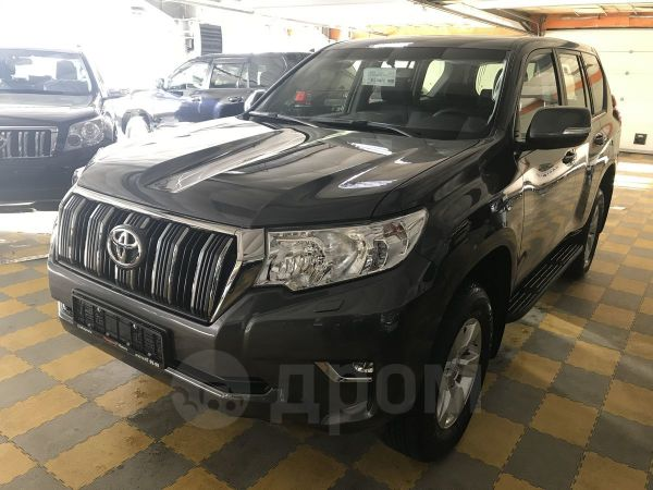 Toyota Land Cruiser Prado, 2018 год, 3 155 000 руб.
