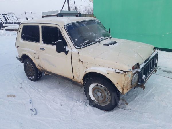 Лада 4x4 2121 Нива, 1993 год, 25 000 руб.