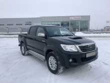 Новокузнецк Hilux Pick Up 2014
