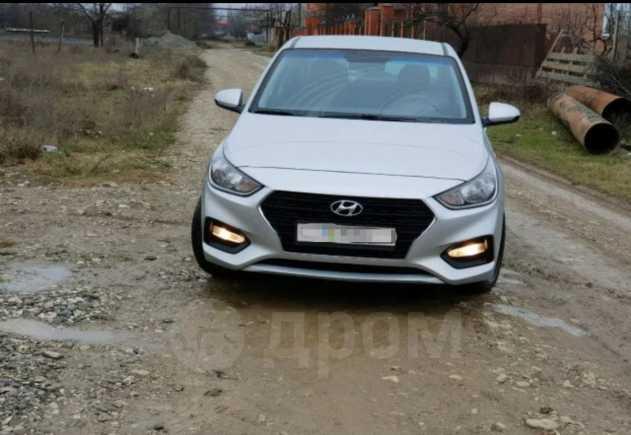 Hyundai Solaris, 2017 год, 789 000 руб.
