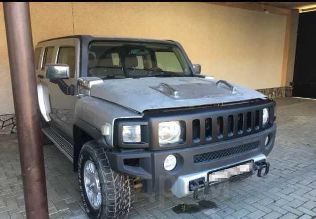 Hummer H3, 2008 год, 1 000 000 руб.