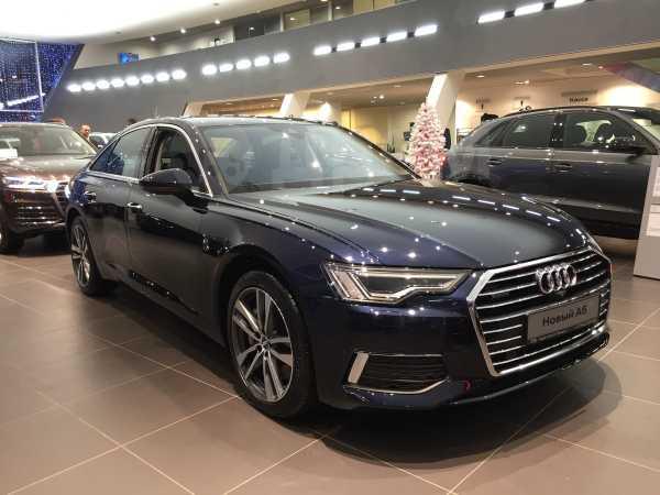 Audi A6, 2018 год, 4 950 000 руб.