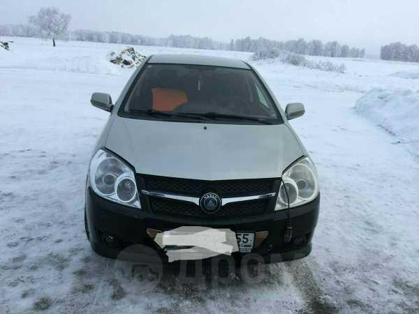 Geely MK, 2008 год, 165 000 руб.