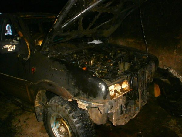 Nissan Mistral, 1996 год, 120 000 руб.