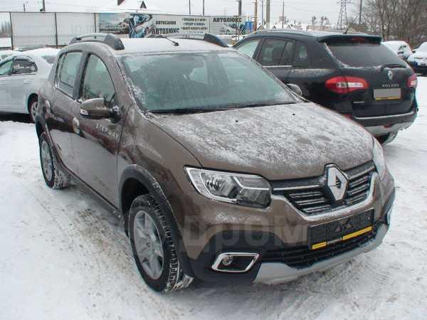 Renault Sandero Stepway, 2018 год, 760 000 руб.