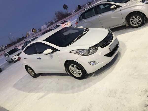 Hyundai Avante, 2011 год, 595 000 руб.