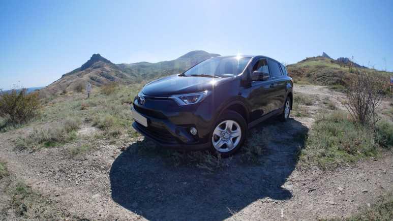 Toyota RAV4, 2016 год, 1 310 000 руб.