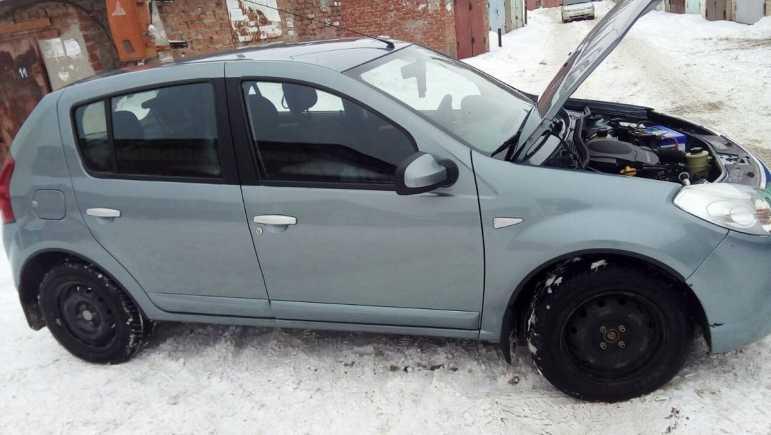 Renault Sandero, 2011 год, 415 000 руб.