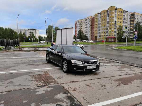 Audi A8, 2002 год, 300 000 руб.