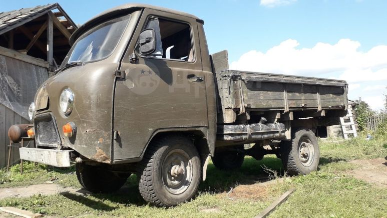 УАЗ 469, 1997 год, 45 000 руб.