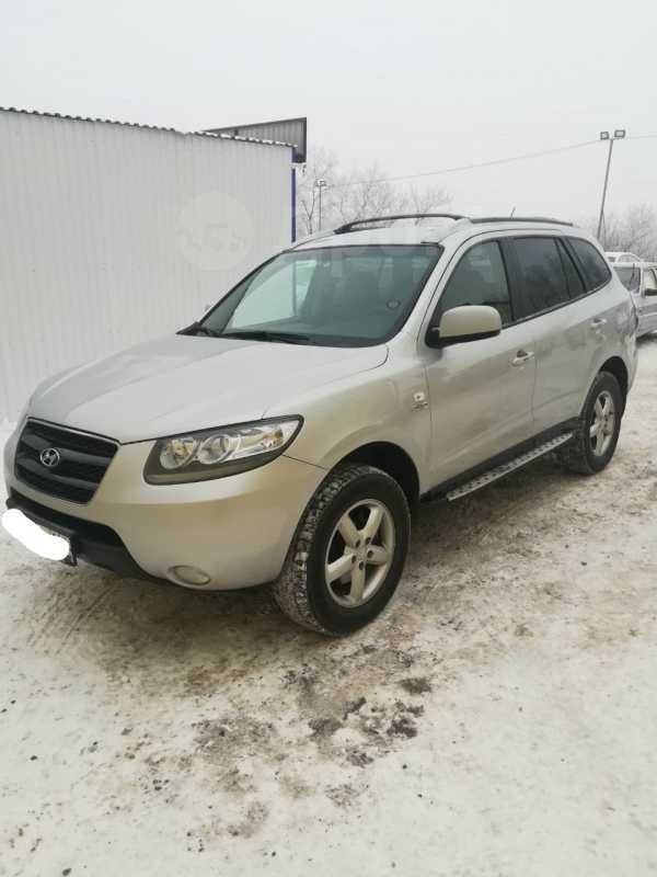 Hyundai Santa Fe, 2007 год, 605 000 руб.