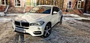 BMW X6, 2016 г., Челябинск