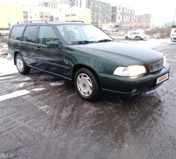 Volvo V70, 1998 год, 120 000 руб.