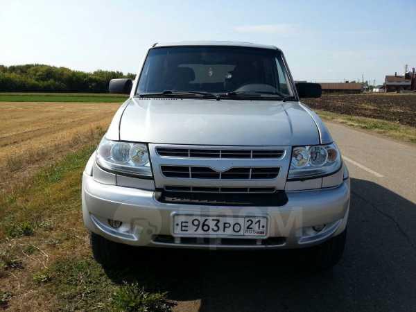 УАЗ Патриот, 2008 год, 250 000 руб.